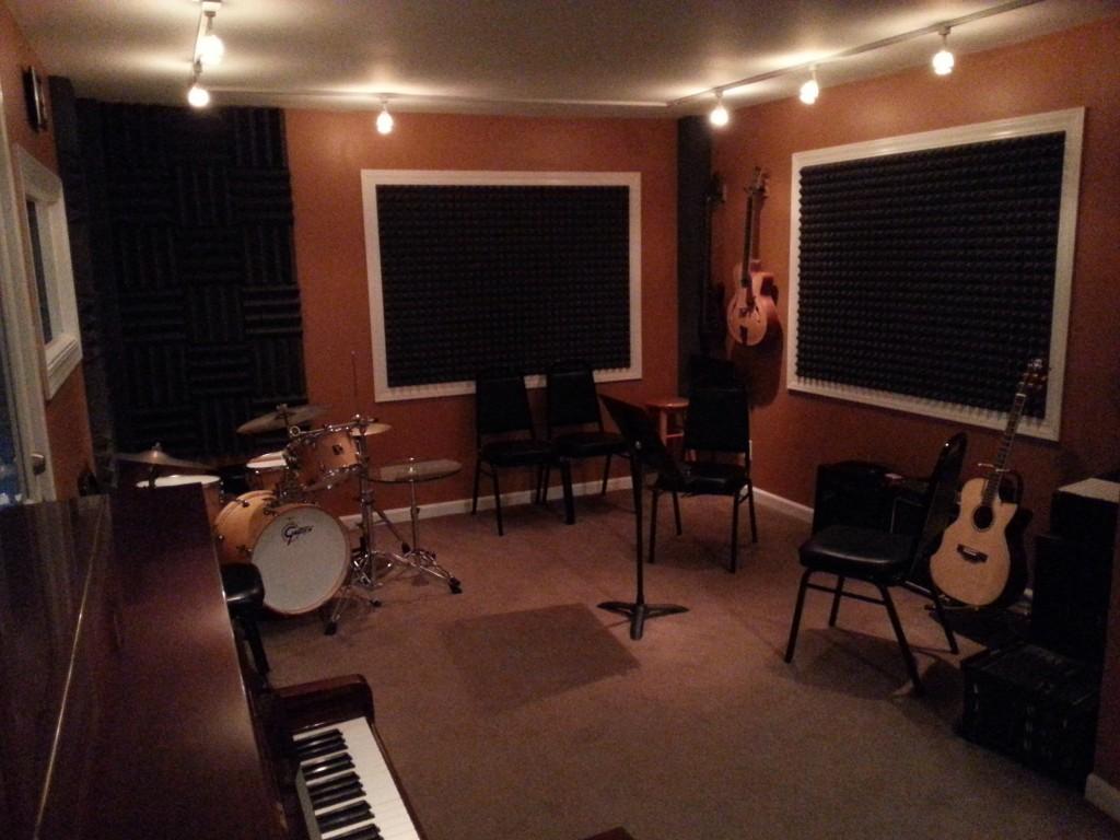 Private Guitar Lessons Studio